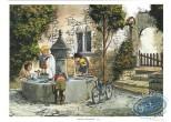 Ex-libris Offset, Cadet des Soupetard (Le) : La fontaine