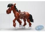 Figurine plastique, Lucky Luke : Mustang avancant