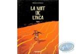 BD cotée, Nuit de l'Inca (La) : La Nuit de l'Inca, Tome 2