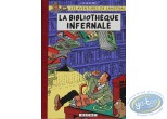 BD cotée, Lanceval : La Bibliothèque Infernale
