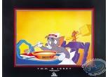Affiche Offset, Tom et Jerry : La nurse