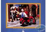 Affiche Offset, Wallace et Gromit : Side-car