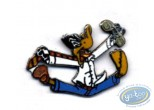 Pin's, Looney Tunes (Les) : Daffy Duck stress