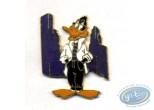Pin's, Looney Tunes (Les) : Daffy Duck veste blanche en ville