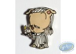Pin's, Looney Tunes (Les) : Hamton J. Pig en pyjama