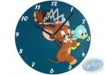 Horlogerie, Tom et Jerry : Horloge, Jerry et le coucou