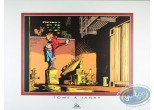 Affiche Offset, Spirou et Fantasio : Mur