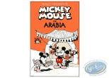 Affiche Sérigraphie, Mickey Mouse : Mickey Mouse In Arabia, Disney