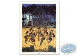 Affiche Offset, Danse bretonne
