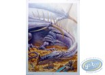 Affiche Offset, Univers des Dragons (L') : Dragon