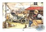 Ex-libris Offset, Fabien M : Car