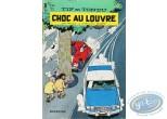 BD cotée, Tif et Tondu : Choc au Louvre