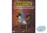 DVD, Papyrus : Le Seigneur des crocodiles + La vengeance de Ramses