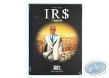BD prix réduit, I.R.$. : Blue Ice
