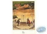 Ex-libris Offset, Fontaine aux Fables (La) : le Renard & le Bouc