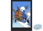 Ex-libris Sérigraphie, Slhoka : En partance pour la bataille