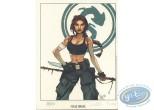 Ex-libris Offset, Lara croft : Lara Croft