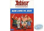 Livre enfant, Astérix : Le domaine des Dieux / livre de jeux