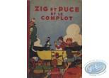 BD cotée, Zig et Puce : Zig et Puce, Zig et Puce et le Complot