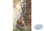 Ex-libris Offset, Semio : Couple dans la jungle