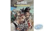 BD cotée, Trilogie Nikopol (La) : Trilogie Nikopol, Froid Equateur