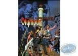 BD occasion, Olympus : Le temple des Dieux