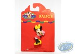 Mode et beauté, Mickey Mouse : Broche Minnie bouquet de fleurs, Disney