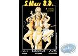 BD adultes, 3 histoires complètes : Julie, Germinal, Laura