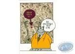 Carte postale, Chat (Le) : Géolocalisation...