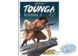 BD prix réduit, Tounga : Intégrale Tounga Tome 4