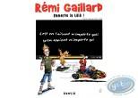 BD occasion, Rémi Gaillard : Rémi Gaillard emmerde la télé