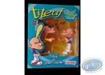 Figurine plastique, Titeuf : Titeuf et Jean-Claude