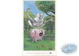 Ex-libris Offset, Aventures de la mort et de Lao-Tseu (Les) : Saute-Mouton