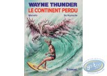 BD occasion, Wayne Thunder : Le continent perdu