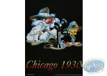 Affiche Offset, Titi : Chicago 1930 30X40 cm