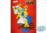 Affiche Offset, Simpson (Les) : Slam Dunk 60X80 cm