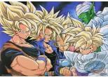 Affiche Offset, Dragon Ball Z : Dragon Ball Z n°2