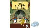 Affiche Offset, Tintin : Le Sceptre d'Ottokar