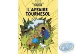 Affiche Offset, Tintin : L'Affaire Tournesol