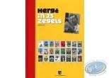 Album de Luxe, Tintin : Hergé in 25 zegels (nl)
