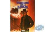 BD cotée, Jeunesse de Blueberry (La) : Blueberry, Terreur sur le Kansas