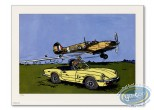 Affiche Offset, Starter : Spitfire