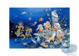 Affiche Offset, Olivier Rameau : Les sirènes