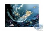 Affiche Offset, Olivier Rameau : La plongée