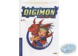 BD occasion, Digimon : Intégrale Hongo, Digimon