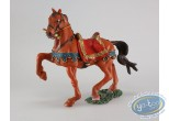 Figurine plastique,  : Cheval de César