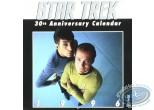 Fourniture bureau, Star Trek : Calendrier Star Trek 1996 - 30ème anniversaire
