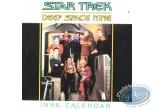 Fourniture bureau, Star Trek : Calendrier Star Trek 1996 - Deep space nine