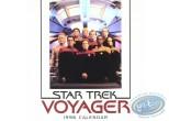 Fourniture bureau, Star Trek : Calendrier Star Trek 1996 - Voyager