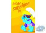 Affiche Offset, Schtroumpfs (Les) : Sunshine